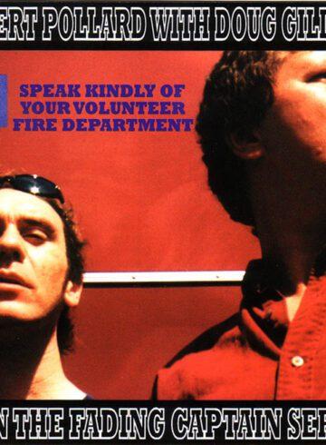 Speak Kindly of Your Volunteer Fire Dept.