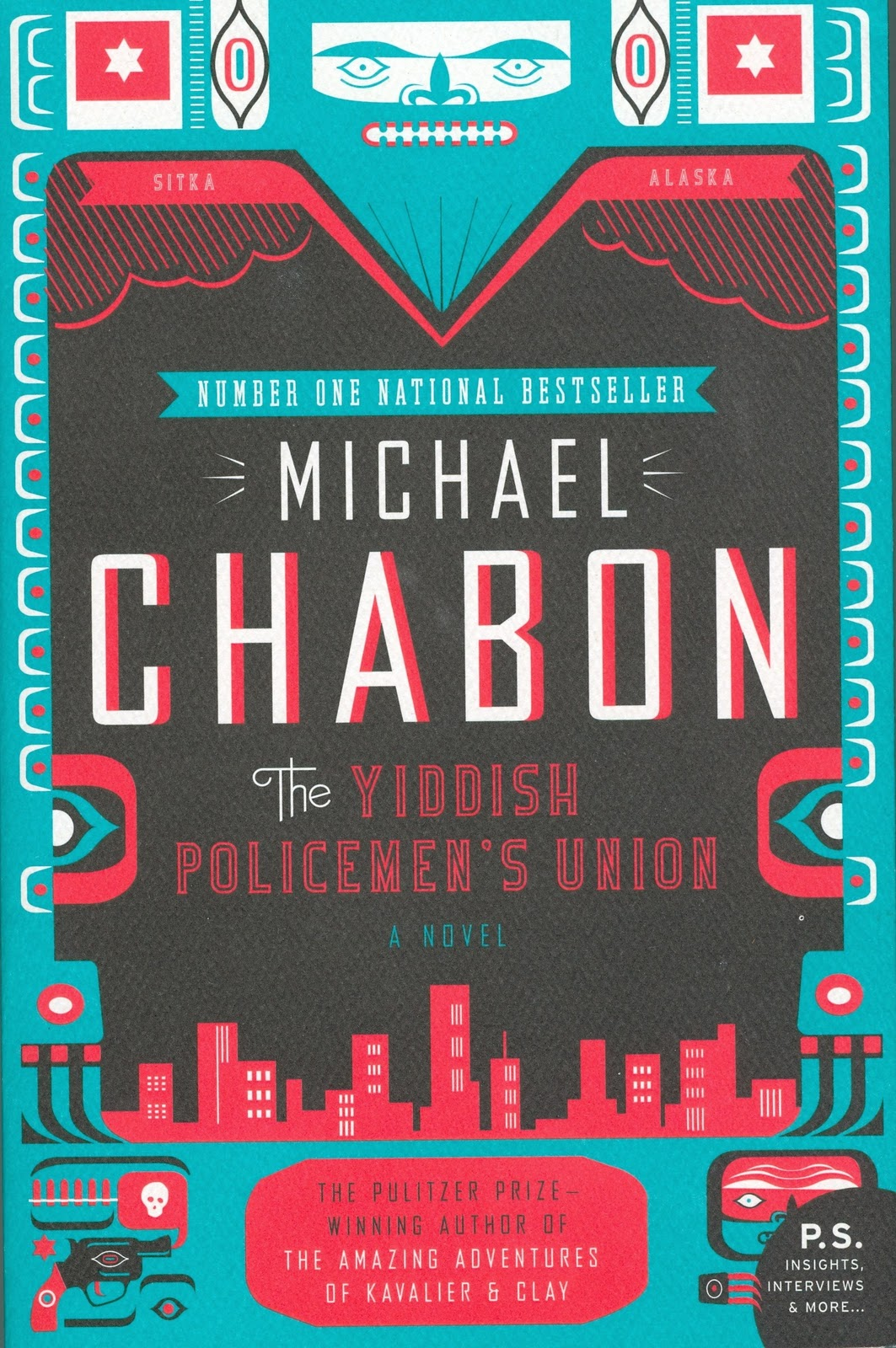 The Yiddish Policeman's Union
