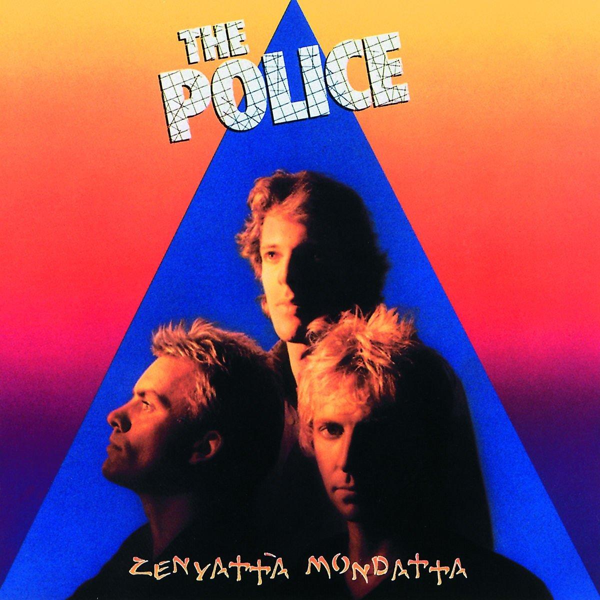 The Police Zenyatta Mondatta Mr Hipster Album Reviews