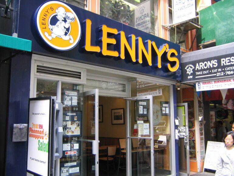 Lenny's Rock Center