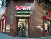 Popeyes Chicken & Biscuits (Times Square)