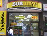 Subway Murray Hill