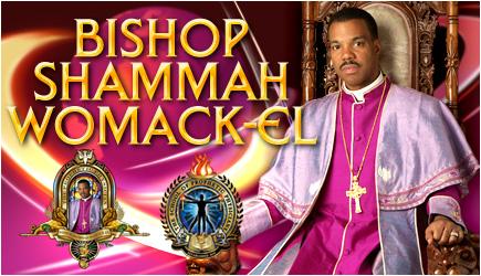 Bishop Womack-El