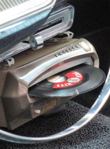 Car Turntable