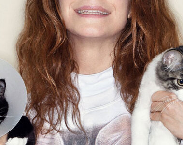 Cat Lady Blogger