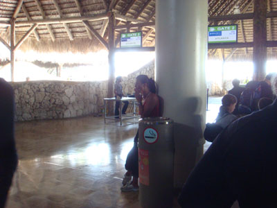 the dominican republic airport