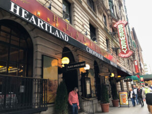 Heartland Brewery and Chophouse