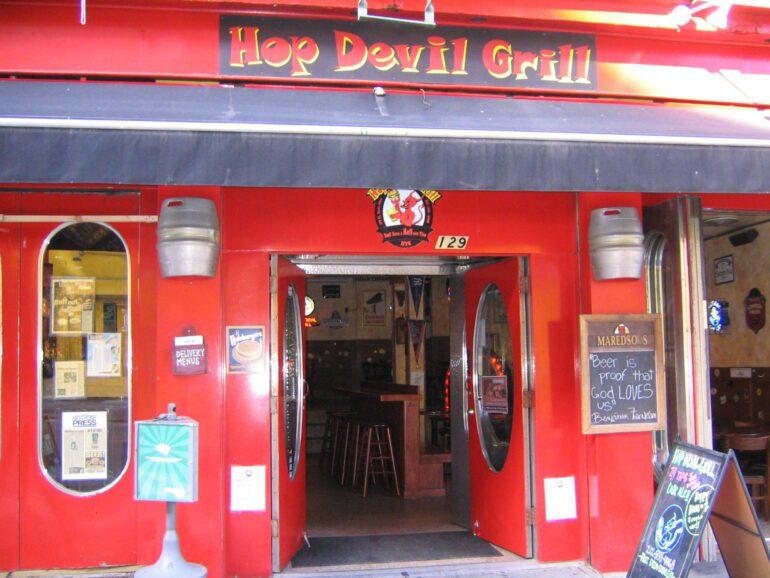 Hop Devil Grill