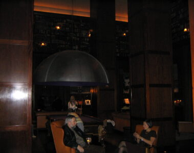 Hudson Library Bar