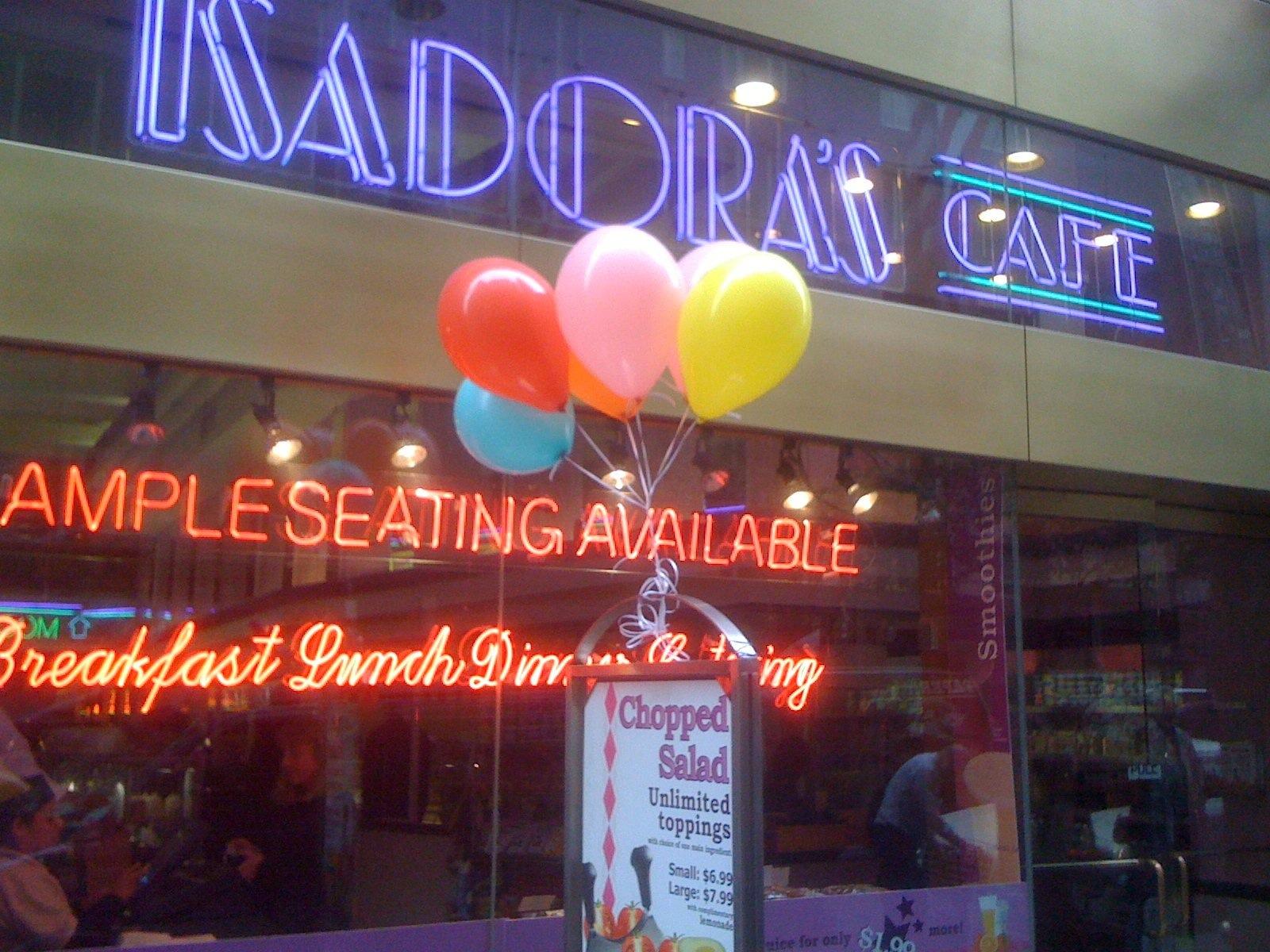 Isadora's Cafe