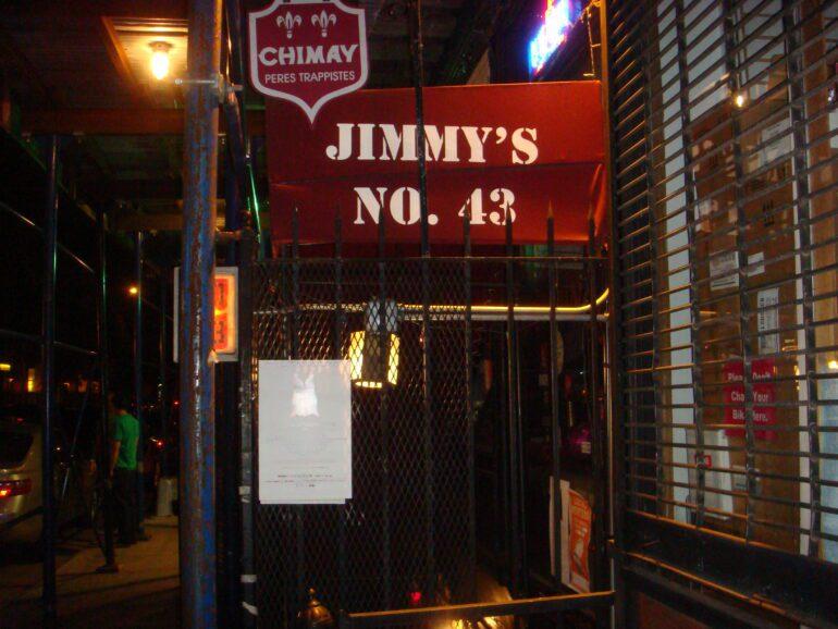 Jimmy's No. 43