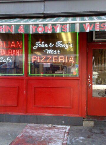 John and Tony's West