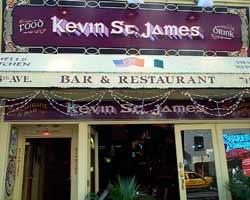 Kevin St. James