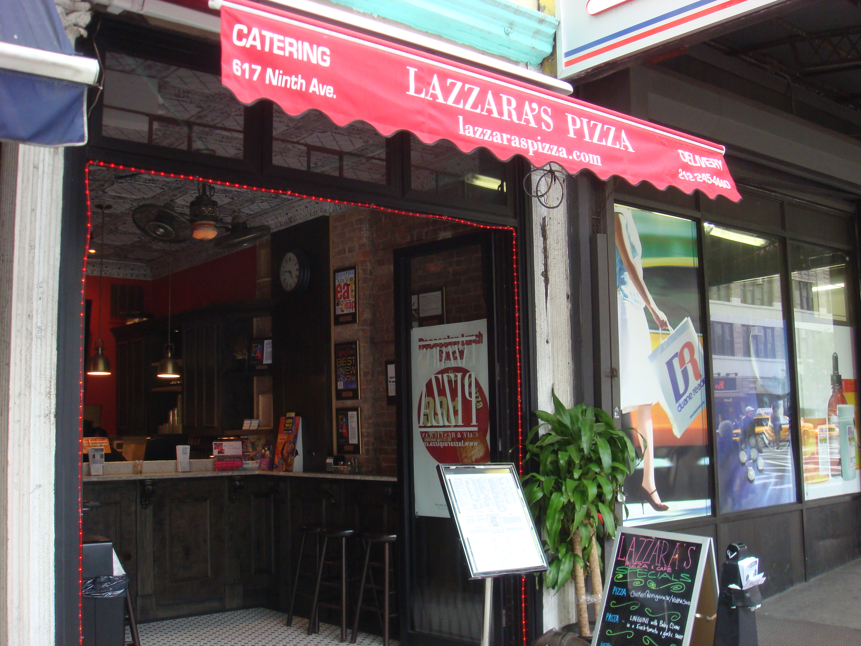 Lazzara's Pizza