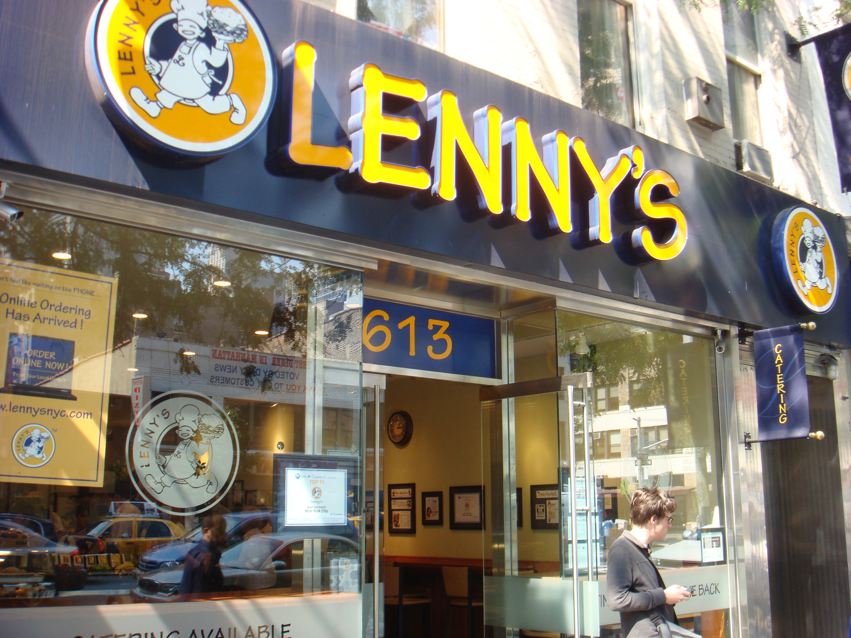 Lenny's Times Square