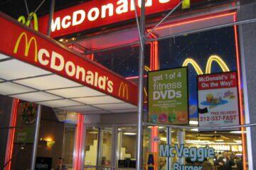 McDonald's Union Square