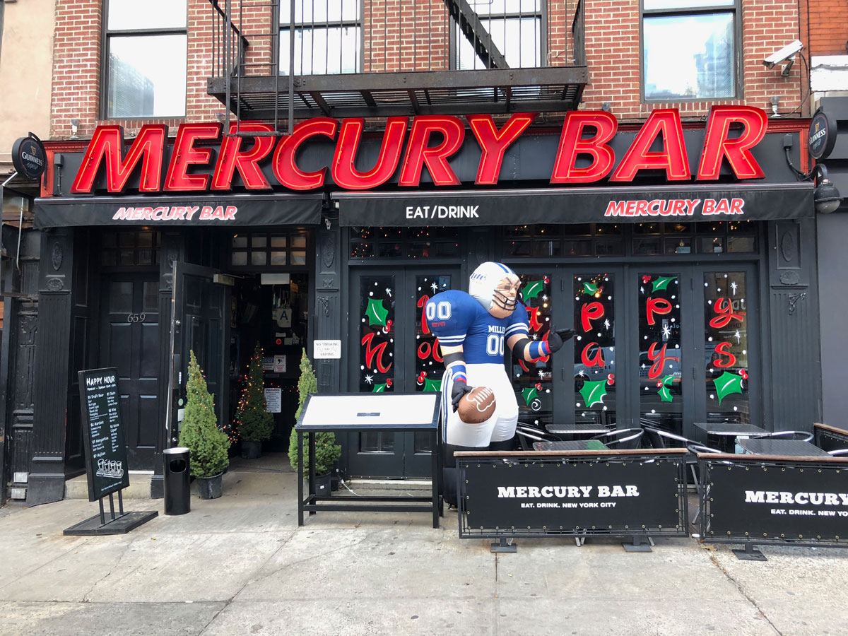 Mercury Bar