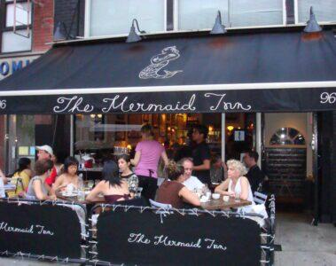 The Mermaid Inn