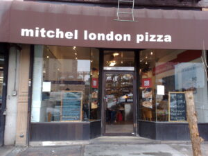 Mitchel London Pizza