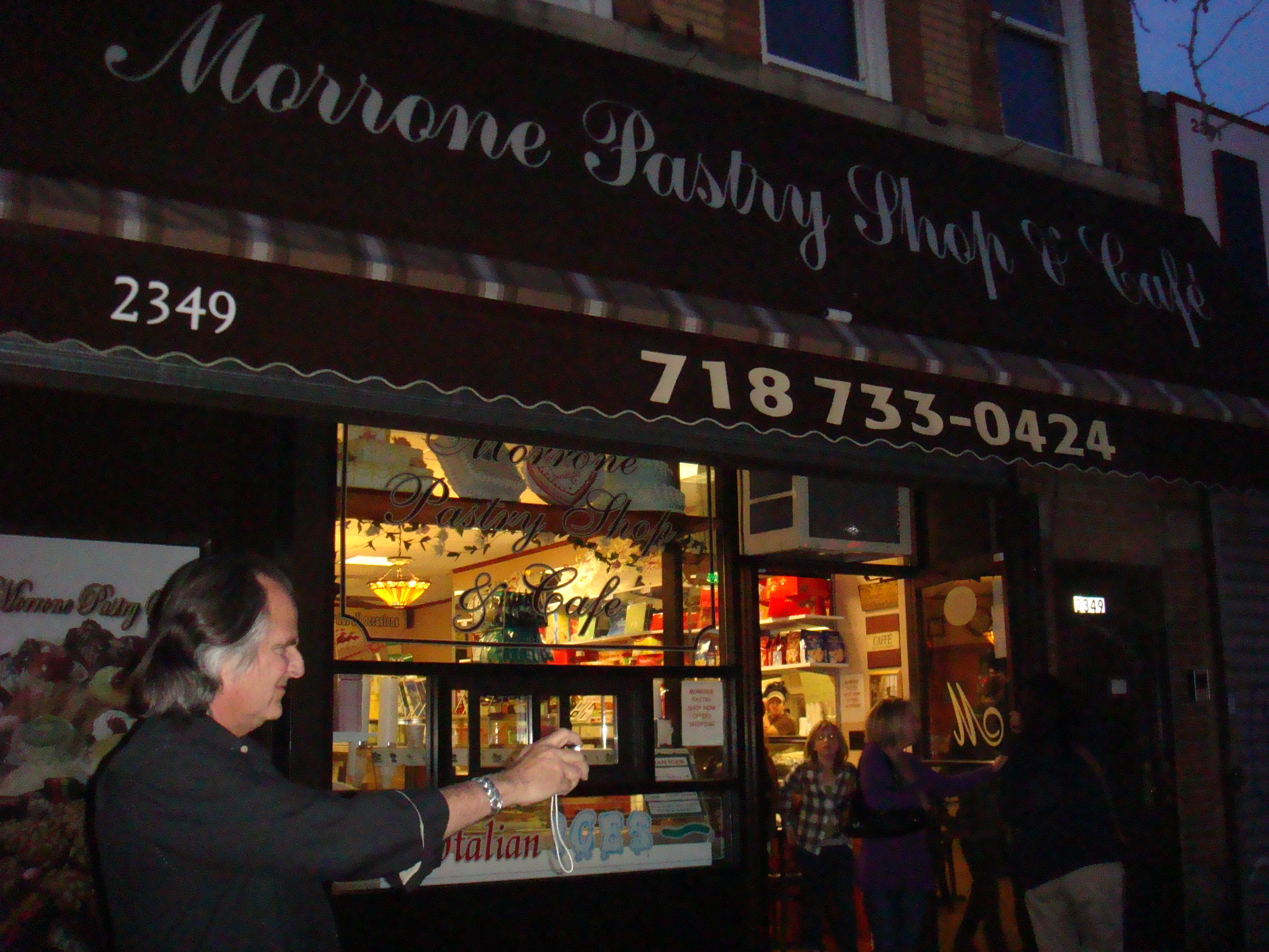 Morrone Pastry Shop
