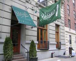 Patsy's Pizzeria Greenwich Village