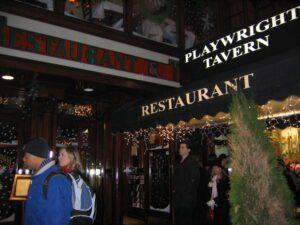 Playwright Celtic Pub
