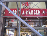 Pret a Manger (Murray Hill)