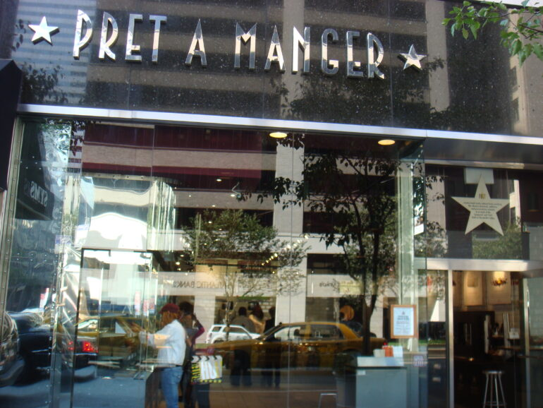 pret a manger value chain I once worked for a company called prêt a manger strategic plan for pret a manger marketing essay that they are a healthy food shop's chain.
