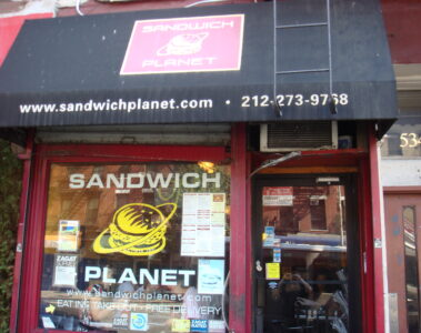 Sandwich Planet