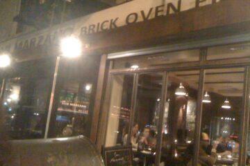 San Marzano Brick Oven Pizzeria