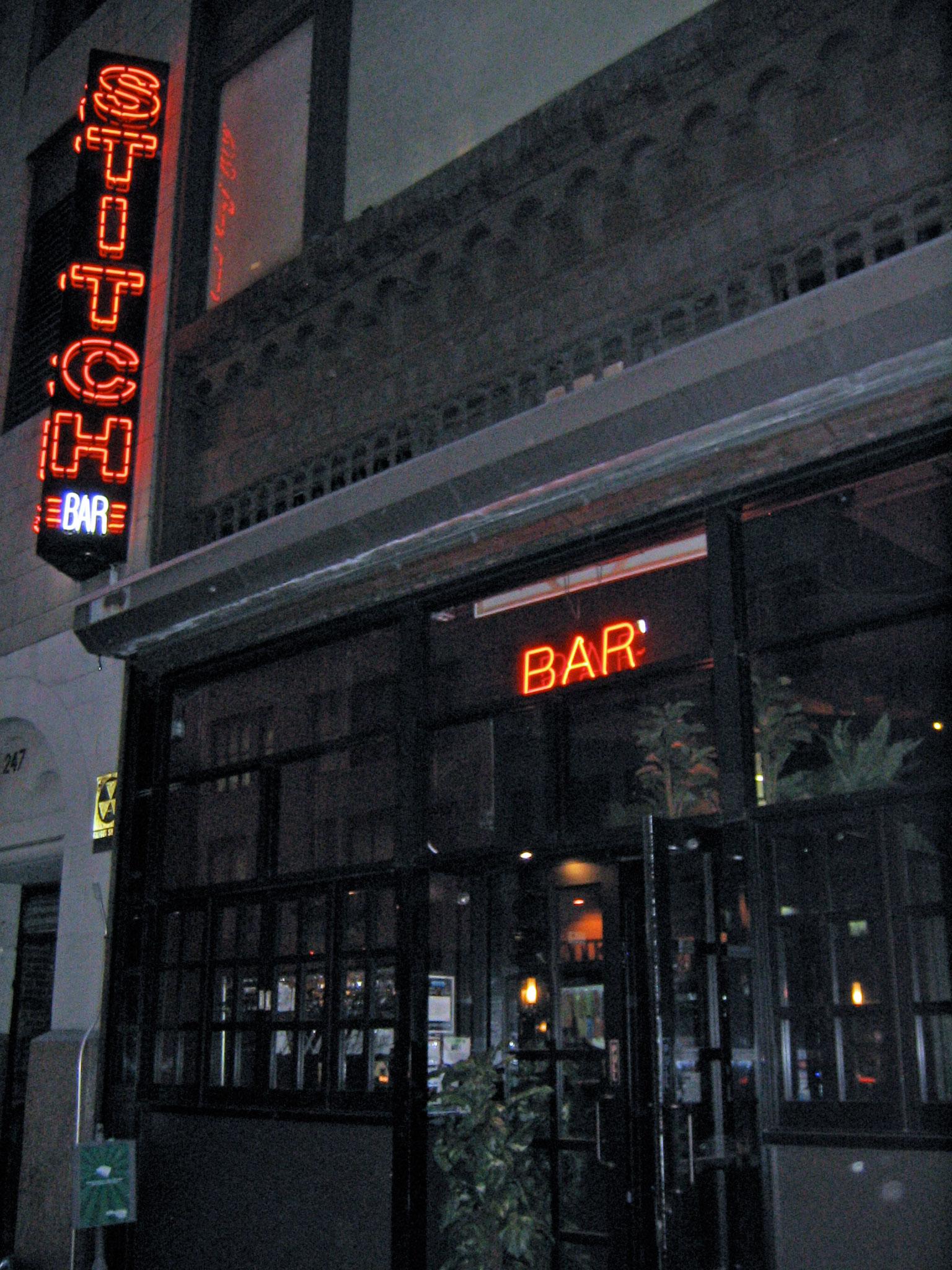 Stitch Bar & Lounge