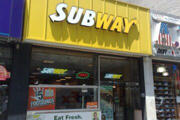 Subway MSG