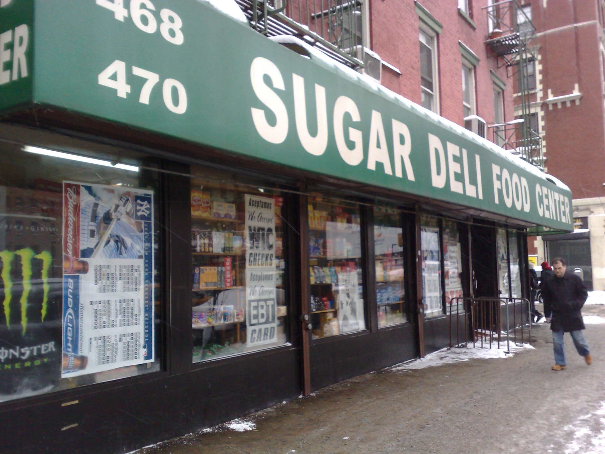 Sugar Deli Food Center