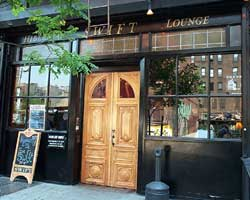 Swift Hibernian Lounge