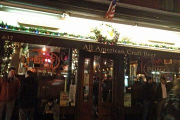 The Pony Bar