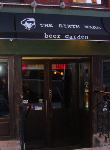 The Sixth Ward