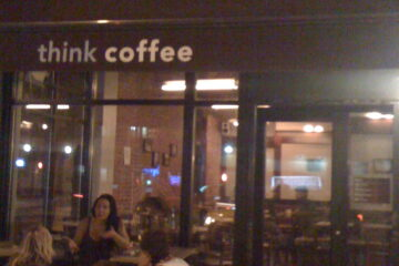 Think Coffee Bowery