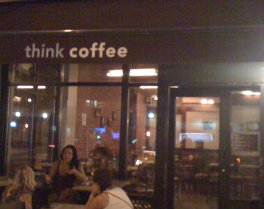 Think Coffee Bowery