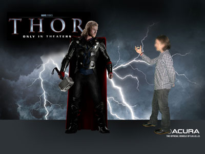 cheers to thor