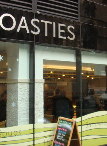 Toasties East at 48