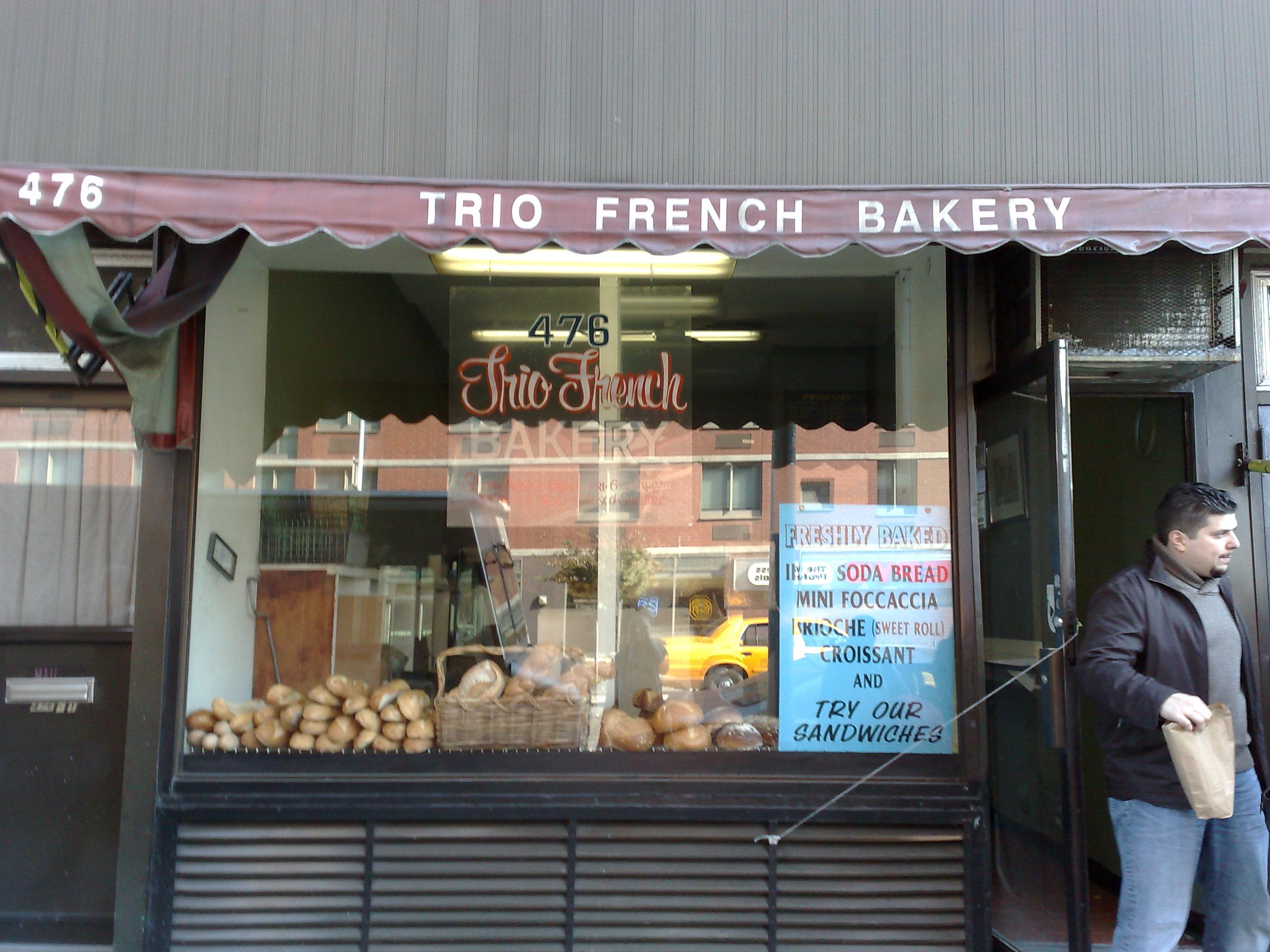 Trio French Bakery