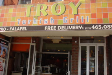 Troy Turkish Grill