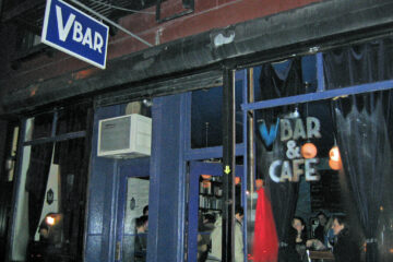 V Bar & Cafe