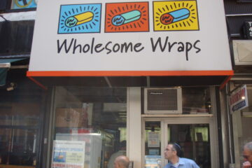 Wholesome Wraps