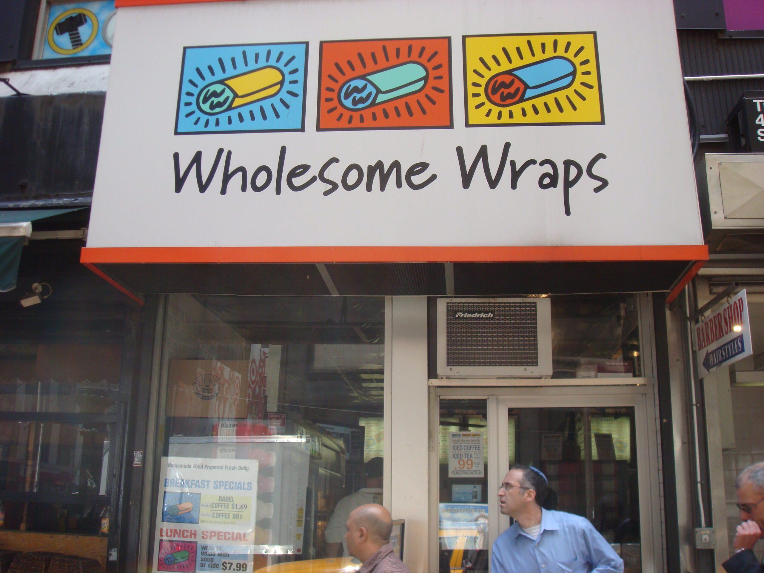 Wholesome Wraps