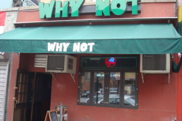 Why Not Bar