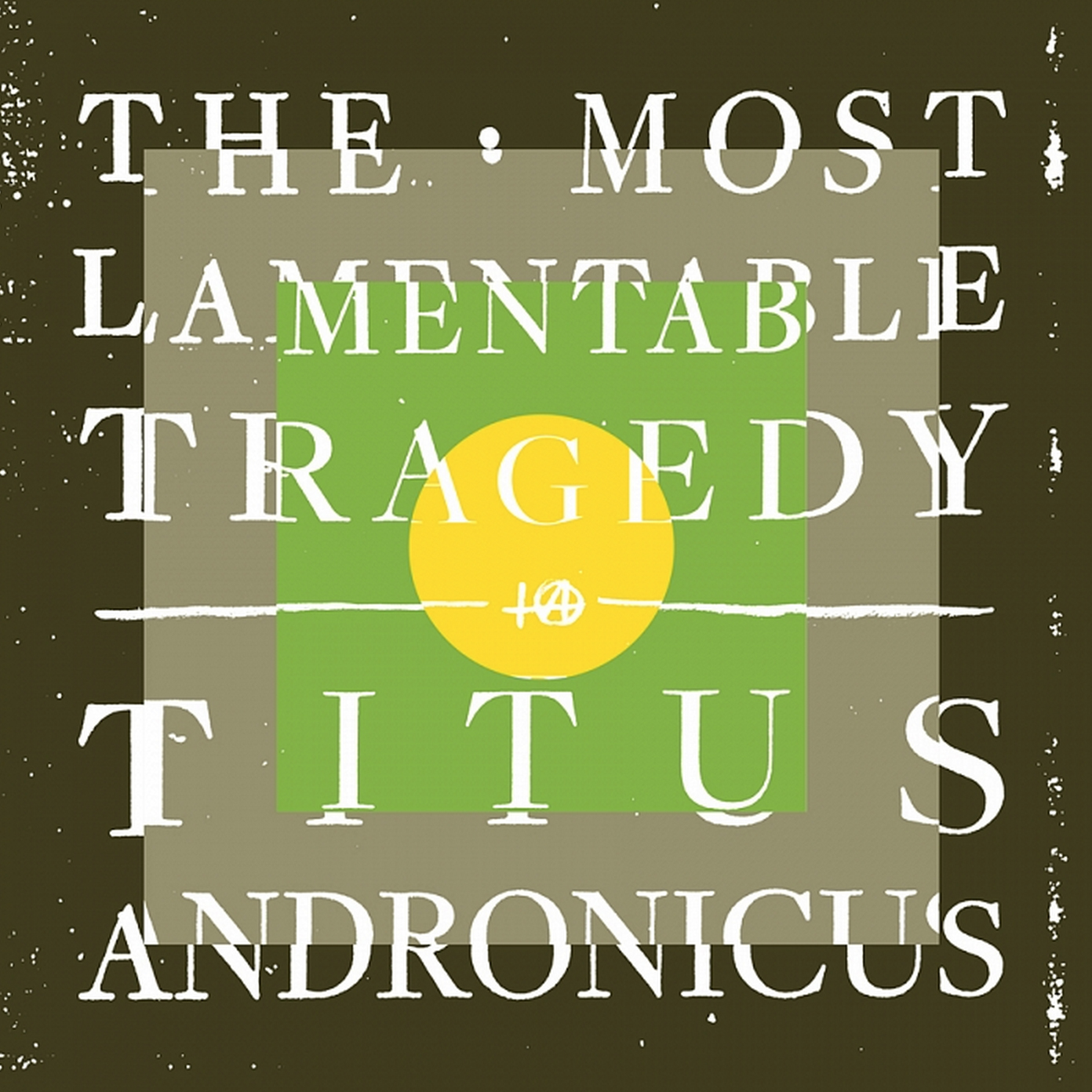 The Most Lamentable Tragedy