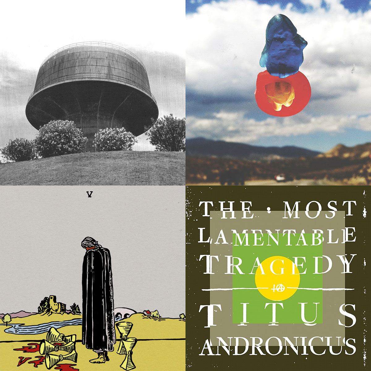 2015 Albums of the Year