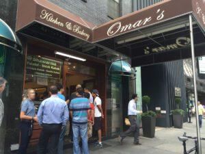 Omar's Mediterranean Cuisine