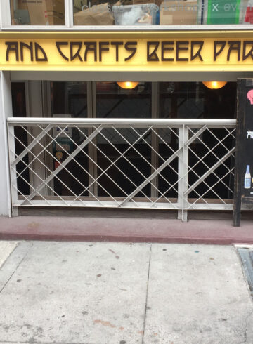 Arts and Crafts Beer Parlor